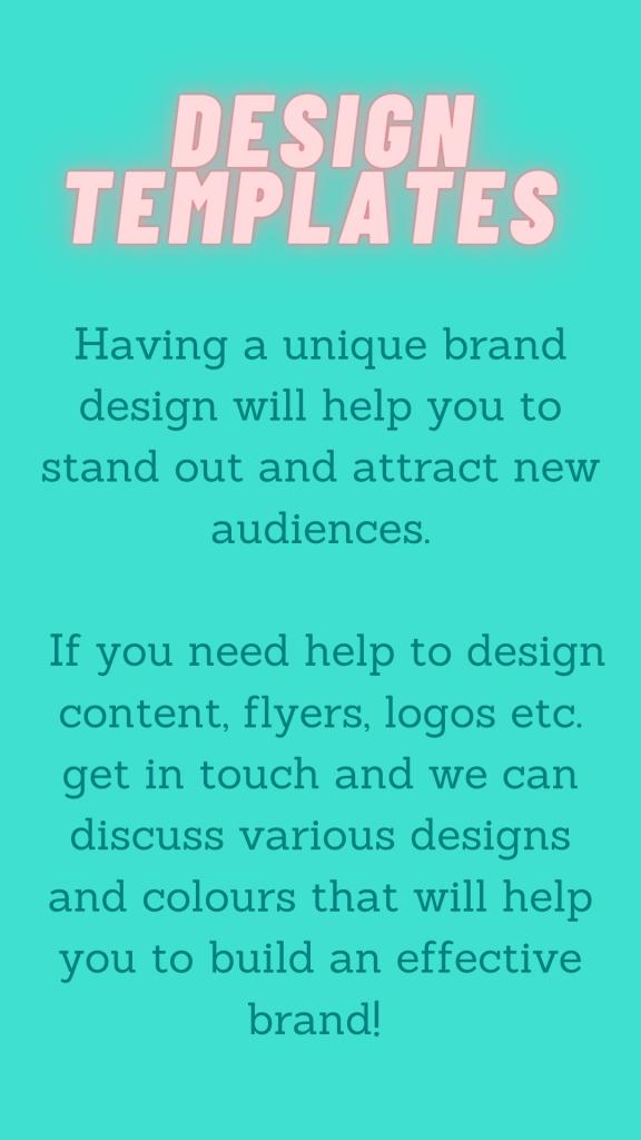 eDesign Marketing Social Media Management Design Templates